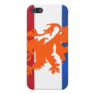 Dutch Lion Netherlands flag Gift iPhone Case