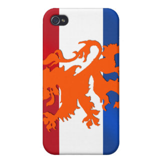 Dutch Lion Netherlands flag Gift iPhone Case Covers For iPhone 4