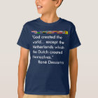 Dutch National and Provincial Flags T-Shirt