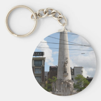 Dutch National Monument Key Ring