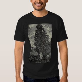 dutch painting in the 19th century  van gogh  the  tshirt