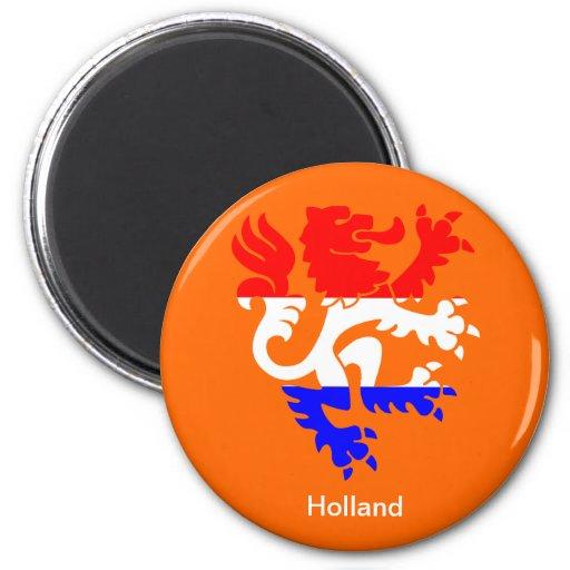 Dutch Queen's day Magnets