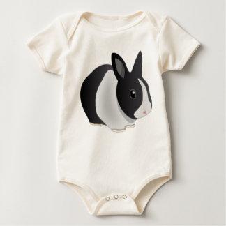Dutch Rabbit Baby Bodysuit