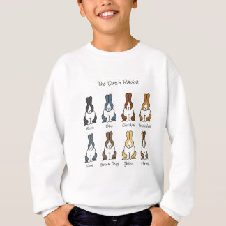 Dutch Rabbit Colours Sweatshirt