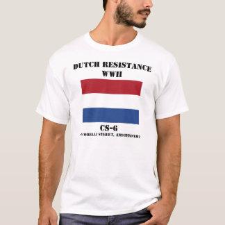 Dutch Resistance CS-6 T-Shirt