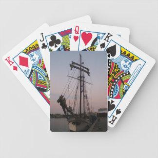 Dutch Schooner Playing Cards