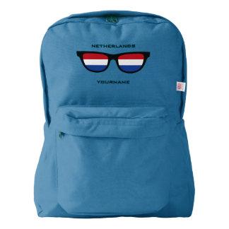 Dutch Shades custom backpacks