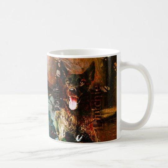 Dutch Shepherd dog - Dutchie Coffee Mug