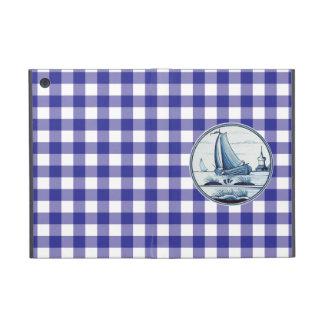 Dutch traditional blue tile covers for iPad mini