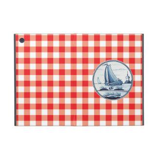 Dutch traditional blue tile iPad mini covers