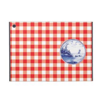 Dutch traditional blue tile cases for iPad mini