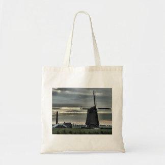 Dutch Windmill #4 Tote Bag