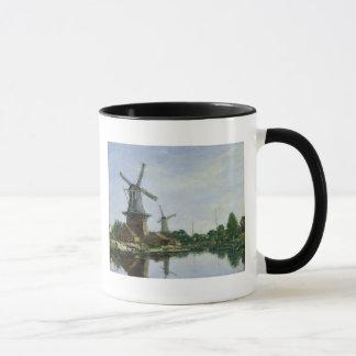 Dutch Windmills, 1884 Mug