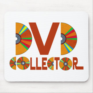DVD Collector Mouse Pads