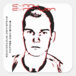 DVNNY DVNTVLION #LEVEL10CLUB CERTIFIED STICKERS