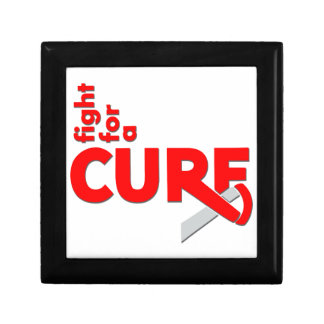 DVT Fight For A Cure Trinket Box