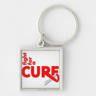 DVT Fight For A Cure Keychain