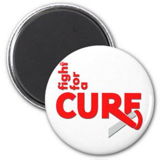 DVT Fight For A Cure Magnets