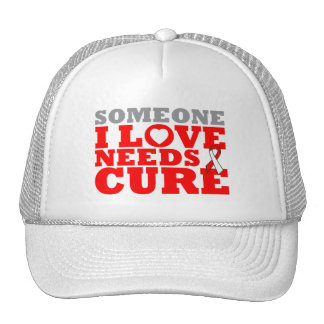 DVT Someone I Love Needs A Cure Cap