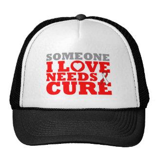 DVT Someone I Love Needs A Cure Hat