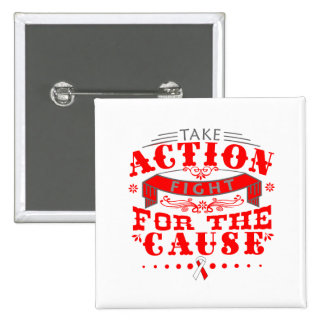 DVT Take Action Fight For The Cause Button