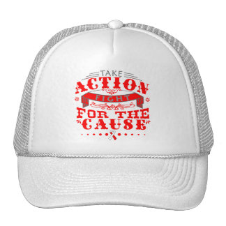 DVT Take Action Fight For The Cause Cap
