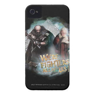 Dwalin and Balin Case-Mate iPhone 4 Case