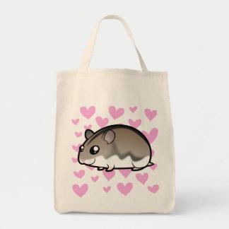 Dwarf Hamster Love