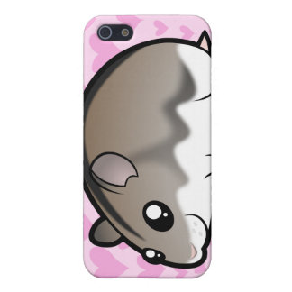 Dwarf Hamster Love iPhone 5/5S Cover