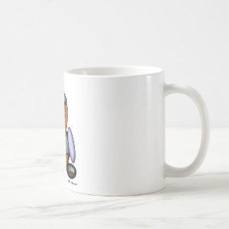 Dwarf (plain) coffee mug