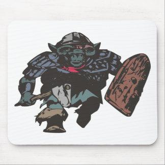Dwarf warrior warrior dwarf dwarf warrior mouse pads
