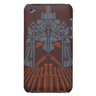Dwarven Weapons Helmet Icon iPod Touch Cover