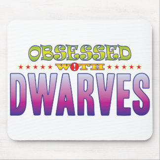 Dwarves 2 Obsessed Mouse Pad