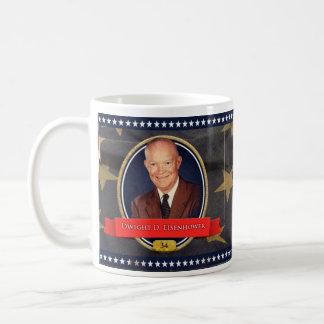 Dwight D. Eisenhower Historical Mug