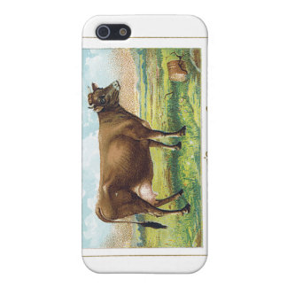 Dwight's Cow Brand Soda iPhone 5 Covers