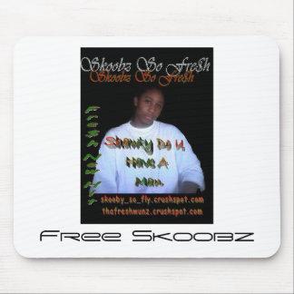 dwqd, Free Skoobz Mouse Pad