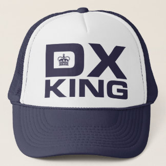 DX King - Cobalt Trucker Hat