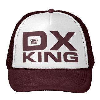 DX King - Maroon Cap