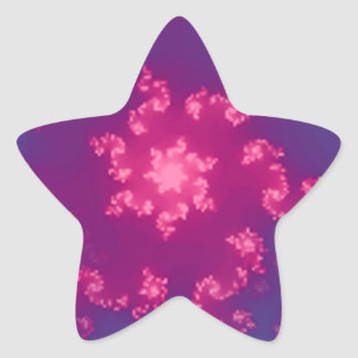 Dyanna Star Sticker