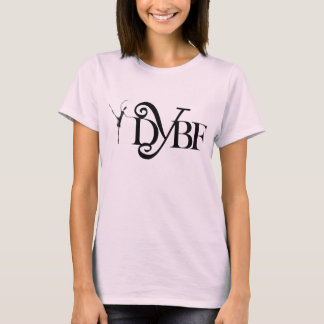 DYBF Front Logo Apparel T-Shirt