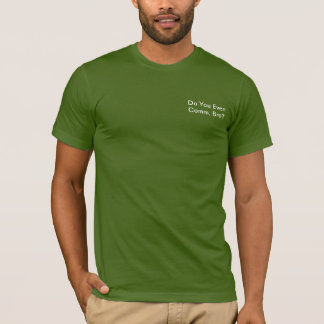 DYECB Marine Green T-Shirt