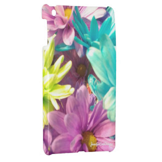 Dyed Daisies iPad Mini Cover