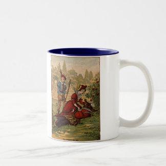Dying Beast Coffee Mug