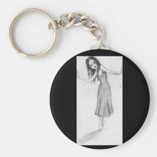 Dying in a doorway key ring