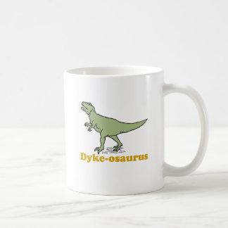 Dyke-osaurus Coffee Mug