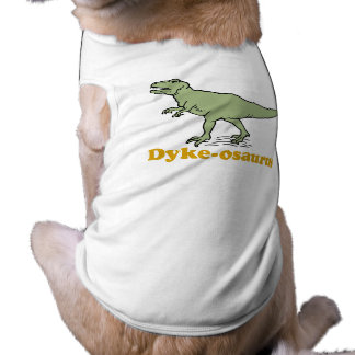 Dyke-osaurus Pet Clothes