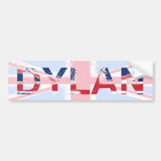 Dylan Bumper Sticker