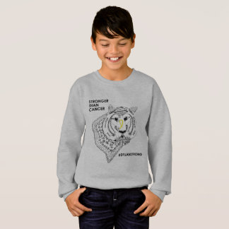 Dylan Strong Kids Sweatshirt (No Hood)