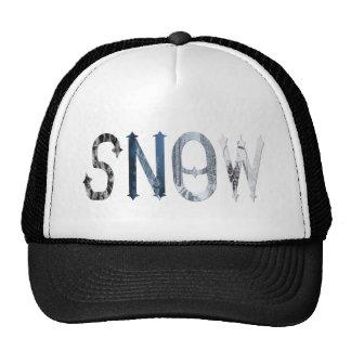 Dymond Speers SNOW TRUCKER HAT