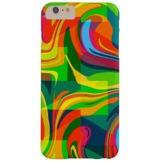 Dynamic abstract barely there iPhone 6 plus case
